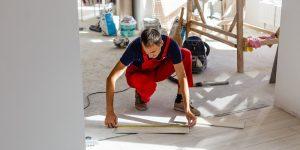 Illustration rôle de l'artisan carreleur Réunion