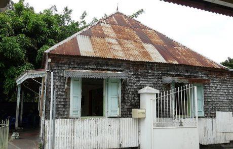 Les maisons créole à la réunion
